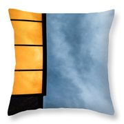 Androscoggin Bank Number 2 Throw Pillow