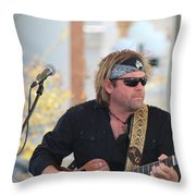 Andy Griggs Throw Pillow
