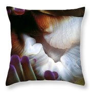 Anenomes 2 Throw Pillow