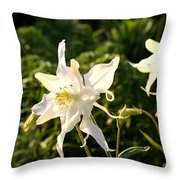 Angel Image Throw Pillow