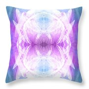 Angel Of Dreams Throw Pillow
