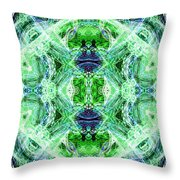Angel Of The Earth Throw Pillow