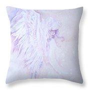 Angel Throw Pillow
