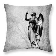 Angel Series 05 Throw Pillow