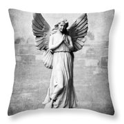 Angel Series 06 Throw Pillow