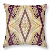 Angel Wings 3 Throw Pillow
