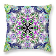 Angelic Dimensions Throw Pillow