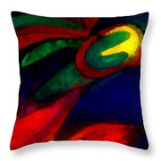 Angels 2 Throw Pillow