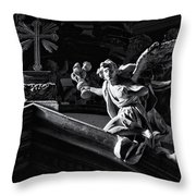 Angels Throw Pillow