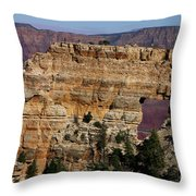 Angel's Window At Cape Royal Grand Canyon Throw Pillow