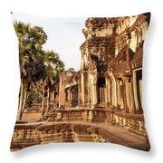 Angkor Wat 02 Throw Pillow
