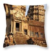 Angkor Wat 03 Throw Pillow