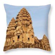 Angkor Wat 04 Throw Pillow