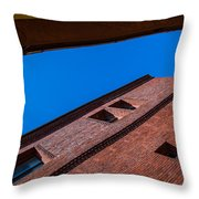 Angled Throw Pillow