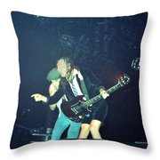 Angus And  Brian Throw Pillow