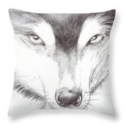 Animal Kingdom Series - Wild Friend Throw Pillow