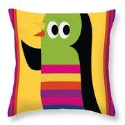 Animal Series 1 Throw Pillow