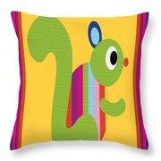 Animal Series 3 Throw Pillow