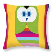 Animal Series 5 Throw Pillow