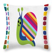 Animals Whimsical 4 Throw Pillow
