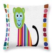 Animals Whimsical 6 Throw Pillow