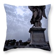 Another Angel Throw Pillow
