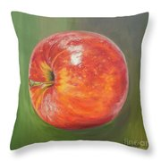 Another Apple Throw Pillow