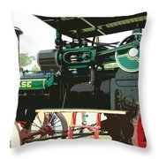 Another Beauty Throw Pillow