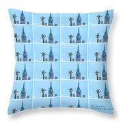 Another Bite To Outgrow The Tallest - Featured 3 Throw Pillow