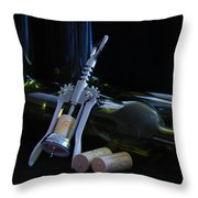 Another Bottle Throw Pillow