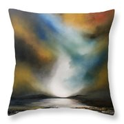 Another Journey Throw Pillow