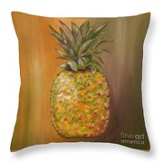 Another Pineapple Throw Pillow