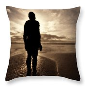 Another Place Number Five Throw Pillow