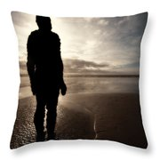Another Place Number Four Throw Pillow