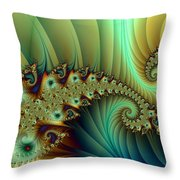 Another Secret Place Throw Pillow
