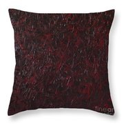 Another Shedding Throw Pillow