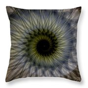 Another Spiral  Throw Pillow