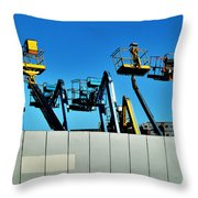 Another Tall Order  Throw Pillow