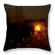 Another Time Another Space Throw Pillow