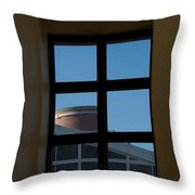 Another Window Throw Pillow