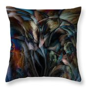 Another World Throw Pillow