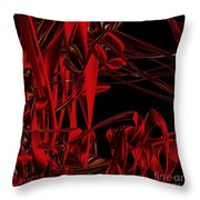 Ant Fest  By Jammer Throw Pillow