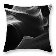 Antelope Canyon 012 Throw Pillow