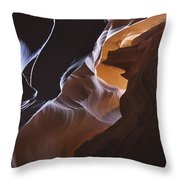 Antelope Canyon 20 Throw Pillow