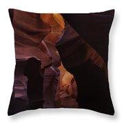 Antelope Canyon 36 Throw Pillow