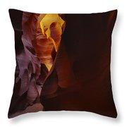 Antelope Canyon 32 Throw Pillow