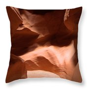 Antelope Canyon 10 Throw Pillow