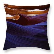 Antelope Canyon 16 Throw Pillow
