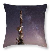 Antenna Throw Pillow