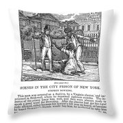 Anti-slavery, 1835 Throw Pillow
